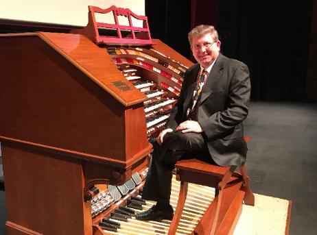 Lance Luce - Theatre Organist